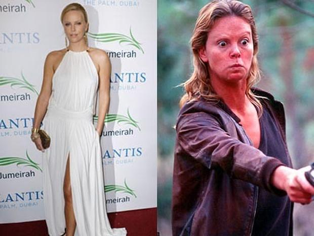 Charlize Theron 10 Most Shocking Celebrity Weight Changes