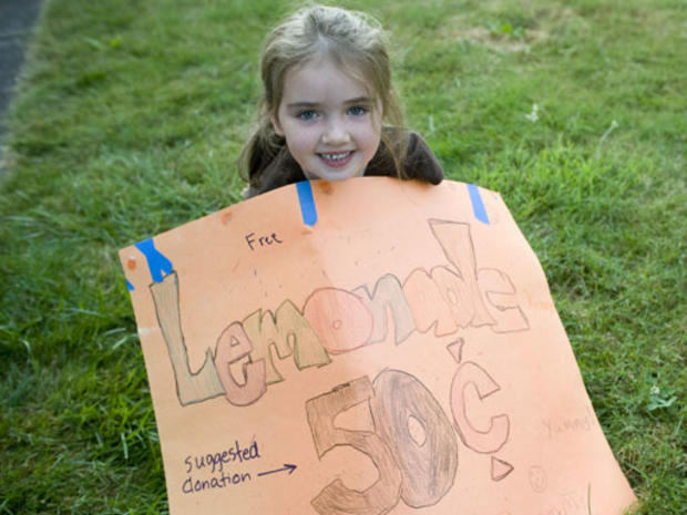 Lemonade Stand Shut Down by Food Inspectors; County Chair Apologizes