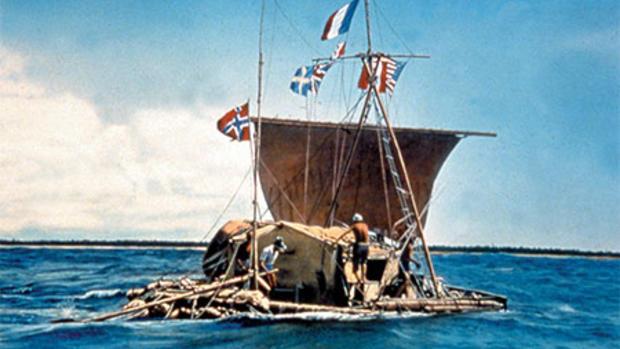 Kon-Tiki: An Ancient Technology to Prove a Modern Point