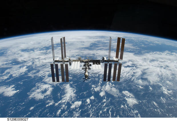 Building the Space Station, Piece by Piece
