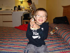 Kyron Horman Update: Police Seek Public's Help Identifying Mystery Person in Missing 7-Year-Old's Case