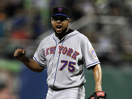 Mets Ace Pitcher Francisco Rodriguez Suspended After Assaulting His Father-In-Law