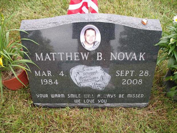 Who Killed Matt Novak?