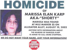 Who Murdered Marissa Karp? Florida Father Gary Karp Pushes Forward to Find His Daughter's Killer