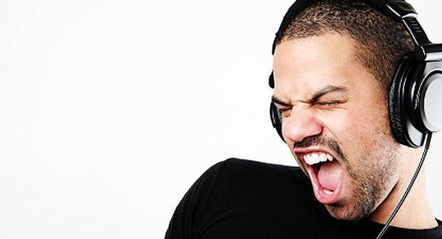 headphones, scream, loud, noise, headphone, generic, stock