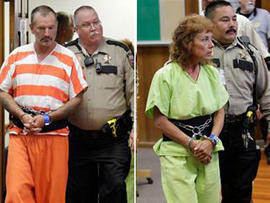 Arizona Fugitives Charged With Murder for Deaths of Oklahoma Couple