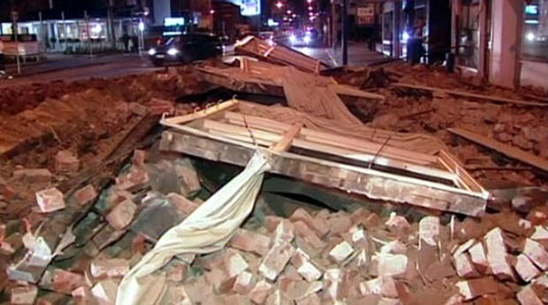 Earthquake Shakes New Zealand