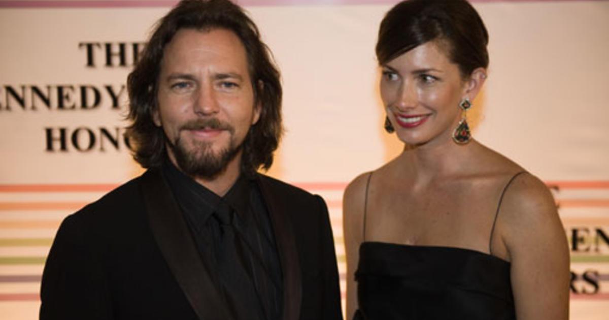 Eddie Vedder Weds Girlfriend Jill McCormick - CBS News
