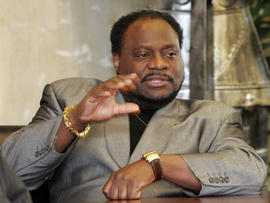 "Bishop Eddie Long: Ga. Church Members Support Pastor, Call Sexual Allegations ""Lies"""