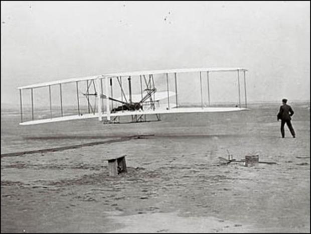 Wright Brothers Gravesite Vandalized