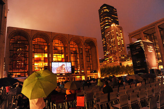 met opera opening night photo  pictures cbs news