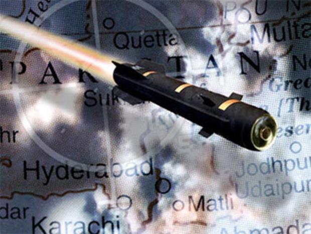 Generic Missile Drone Pakistan