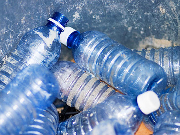"Bottled Water: 10 Shockers ""They"" Don't Want You to Know"