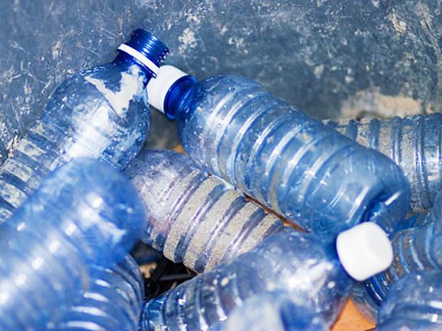 Few Water Bottles Get Recycled - Bottled Water: 10 Shockers