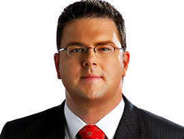 Charles Leaf, Fox Reporter in N.Y., Accused of Sexually Assaulting 4-Year-Old Girl