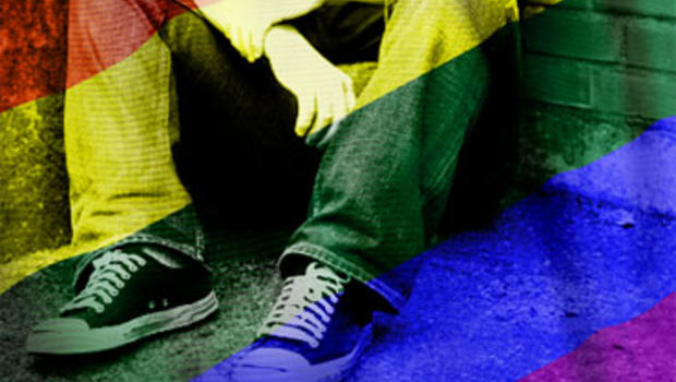 Suicide Risk Jumps For Gay Teens In