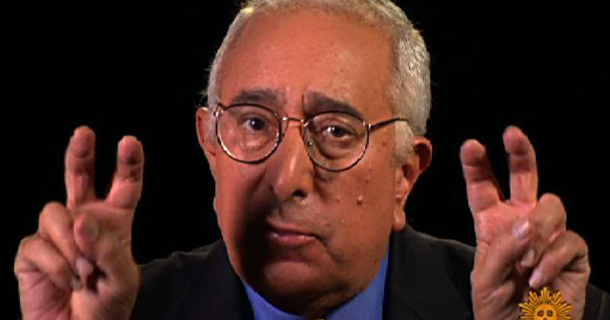 ben stein for president essay Economist ben stein discusses the tax reform bills that passed in both the house and the senate and how tax reform will impact the economy the senate passed a nearly $15 trillion republican tax reform bill saturday giving president donald trump the first legislative win of his administration.