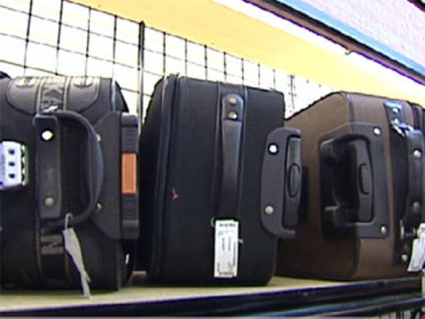 Man Allegedly Takes Ride On Baggage Claim Carousel