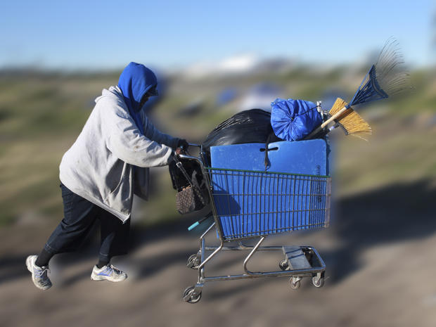 Pa. Man Tells Armed Robber He's Homeless, Gets Stuff Back