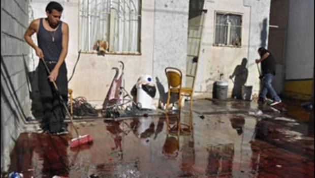 13 Dead In Massacre At Ciudad Juarez Party Cbs News