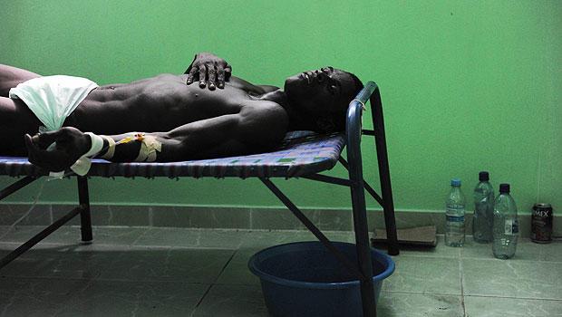 haiti, cholera