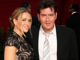 Charlie Sheen-Brooke Mueller: Actor Files for Divorce in LA