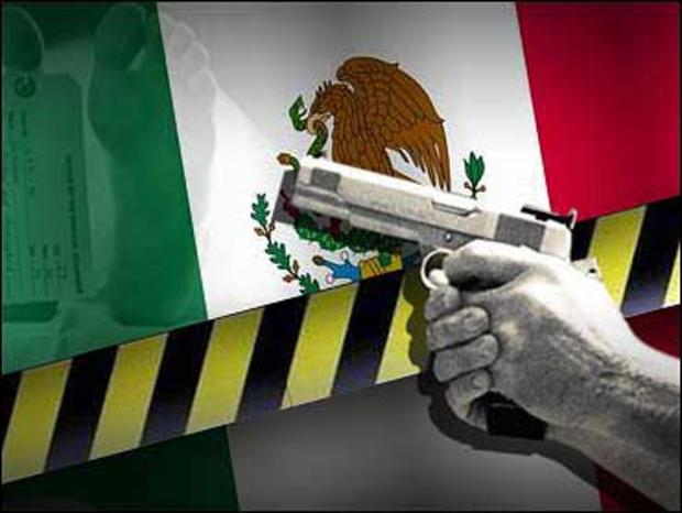 Mexican Town Los Ramones' Police Force Quits After HQ Attack