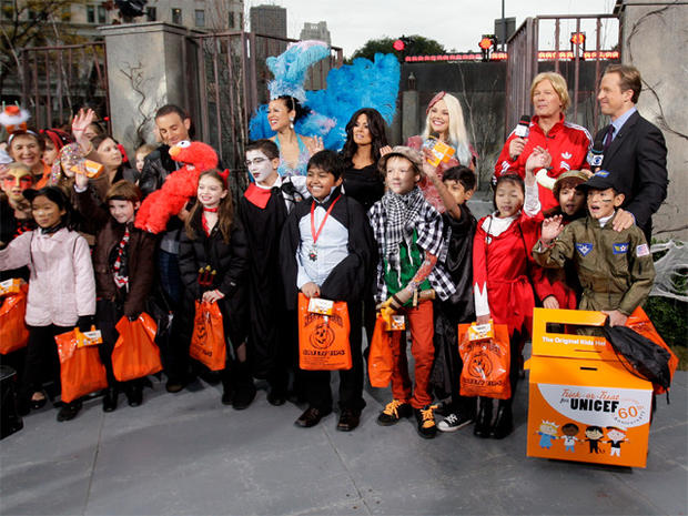 """""""The Early Show"""" Halloween Spectacular!"""