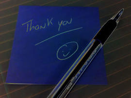 "Burglars with Manners: Thieves Leave ""Thank You"" Notes For Homeowners"