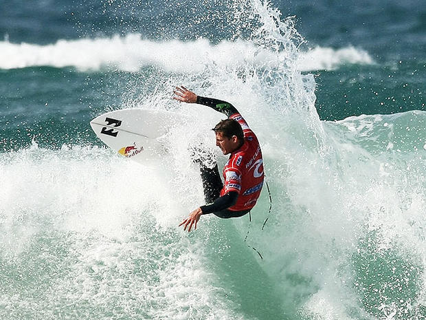 Andy Irons Dead from Dengue Fever