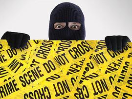 Ky. Burglary Suspect Falls through Ceiling