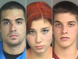 Spider-Man, Captain America, Poison Ivy Nabbed After Brawl At Conn. Parking Garage, Police Say