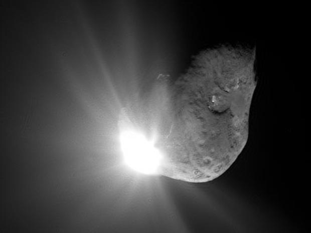 Comet Encounters: 5 Space Missions - and Counting