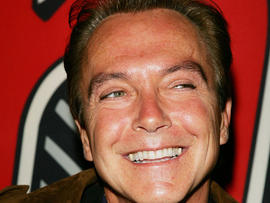 """David Cassidy Arrested: """"Partridge Family"""" Star Accused of Drunk Driving in Fla."""