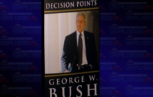"Bush Breaks Silence in Memoir ""Decision Points"""