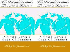 Outrage: Pro-Pedophilia Guide For Sale On Amazon