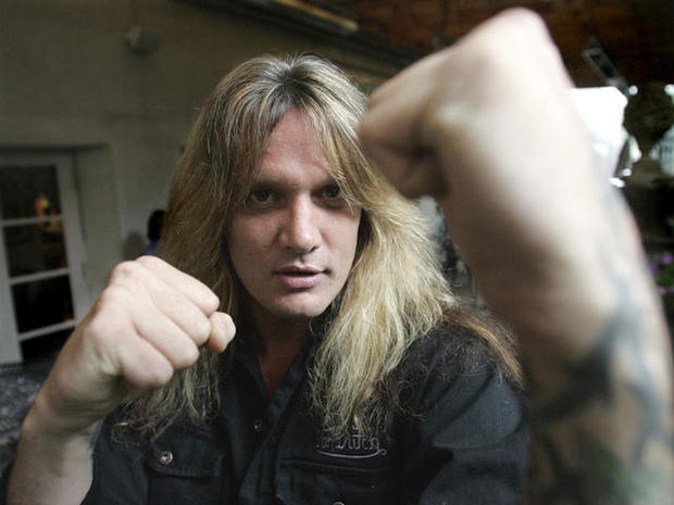 Sebastian Bach Arrested: Singer Busted for Drugs, Biting Bar Employee