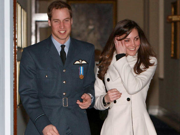 prince william and kate middleton dating timeline