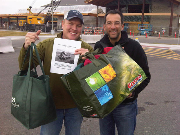 """Dave's """"No Way Home"""" Jacket Drive: Warmth from Around the Country"""