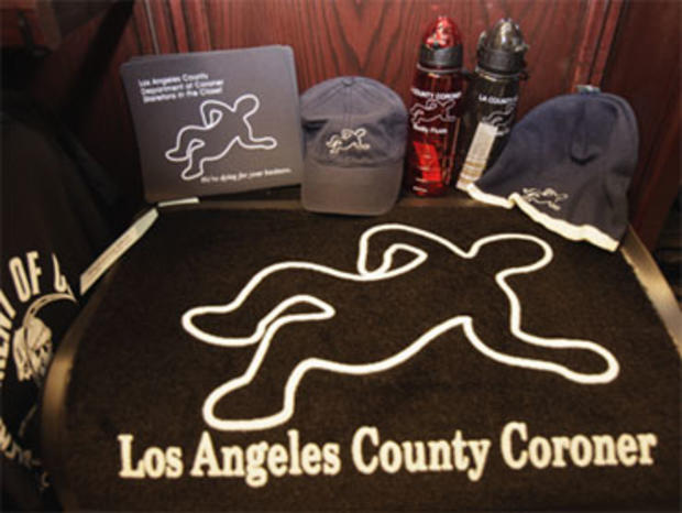 L.A. Coroner Aims to Revive Gift Shop Sales