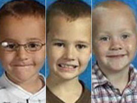 Amber Alert: Three Michigan Boys Missing After Father Attempts Sucide