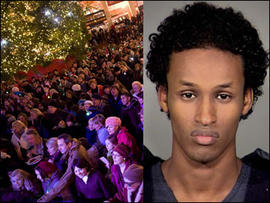 "Oregon Bomb Suspect, Mohamed Osman Mohamud, Wanted ""Spectacular Show"""