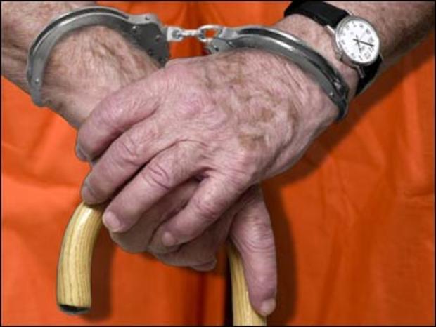 Elderly Man Whacks Deputy With Cane, Police Say
