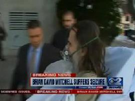 Elizabeth Smart Trial Update: Brian David Mitchell Collapses in Court, Possible Siezure
