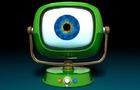 eye in tv, big brother, surveillance, generic, 4x3