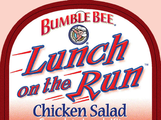 Chicken Salad Recalled By Bumble Bee (Complete Product List)
