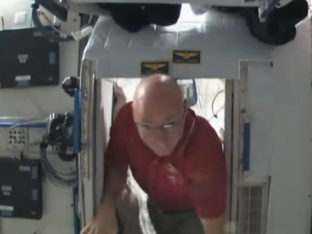 Close quarters: A personal tour of the International Space Station