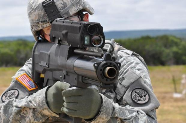 XM25: A Weapons Game Changer?
