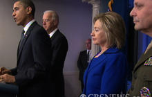 """President Obama: Afghanistan Strategy """"On Track"""""""