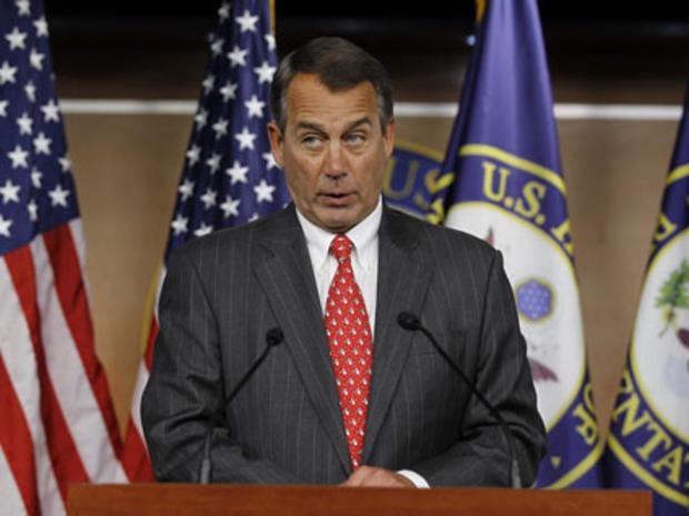 John Boehner, GOP, Republicans